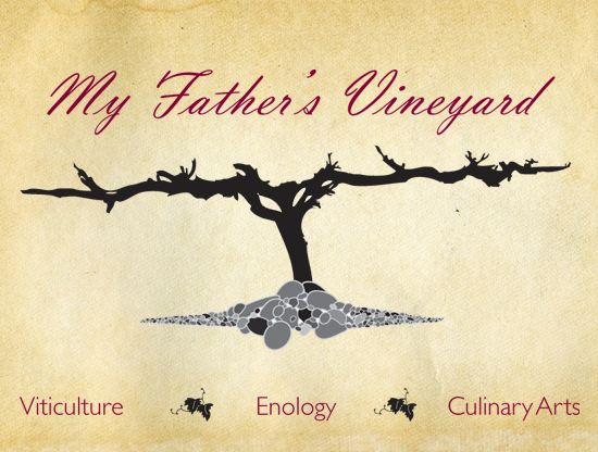 My Father's Vineyard Logo